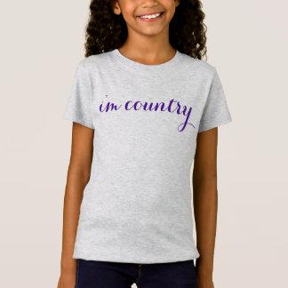 i'm country tshirt