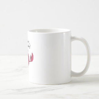 Im Crabby Coffee Mug