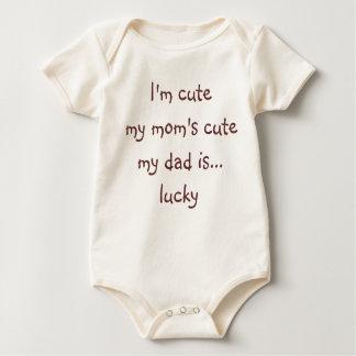 I'm Cute, Mum's Cute, Dad's Lucky | Baby Creeper