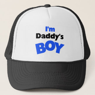 I'm Daddy's Boy T-shirts and Gifts Trucker Hat