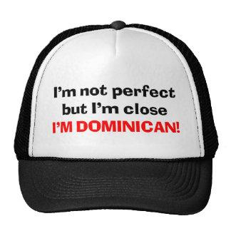 I'M DOMINICAN CAP