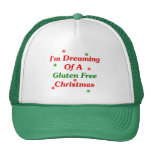 I'm Dreaming Of A Gluten Free Christmas Trucker Hat
