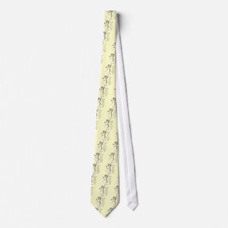 I'm dreaming of a white Christmas, Funny Wine Gift Tie