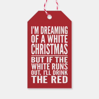 I'm Dreaming of a White or Red Wine Chrismtas