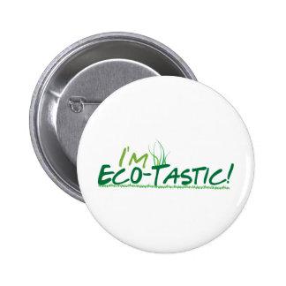 i'm Ecotastic Pins