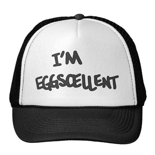 I'm Eggscellent Cap