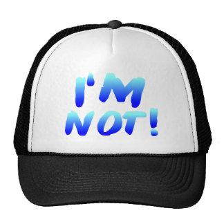 I'm emergency! hat