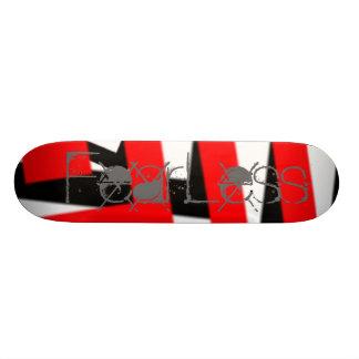 I'm FearLess Skate Board Decks