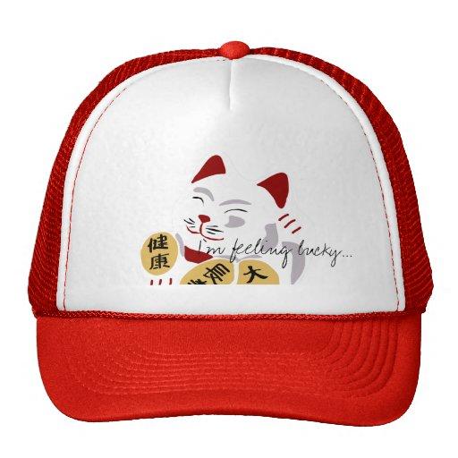 I'm feeling lucky... hat