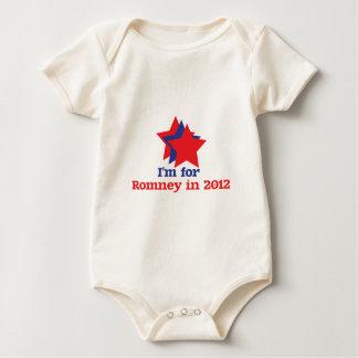 IM-FOR-ROMNEY BABY BODYSUIT