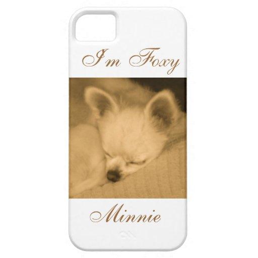 I'm Foxy Minnie iPhone 5 Cover