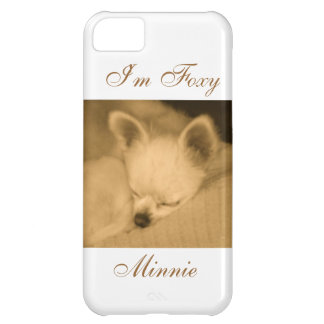 I'm Foxy Minnie Cover For iPhone 5C
