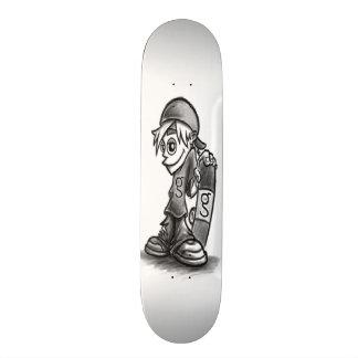 I'm G Skater Boy Skateboard