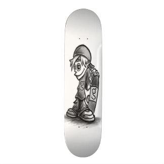 I'm G Skater-Boy Skateboard