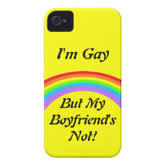 I'm Gay! Case iPhone 4 Case