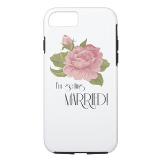 I'm getting married! iPhone 7 case
