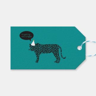 I'm getting Wild tonight! gift tag