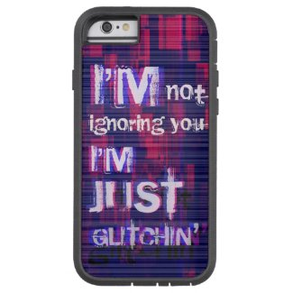 I'm Glitchin' Screen Case-Mate iPhone Case