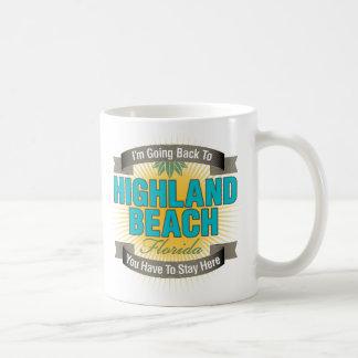 I'm Going Back To (Highland Beach) Coffee Mug