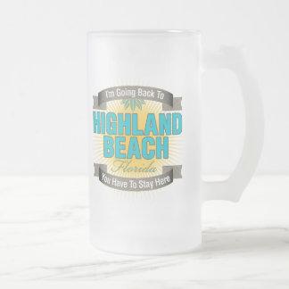 I'm Going Back To (Highland Beach) Coffee Mugs