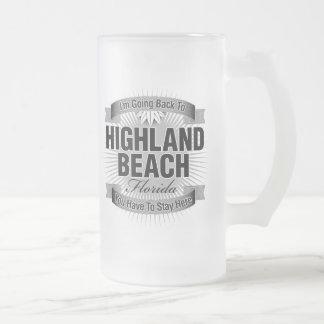 I'm Going Back To (Highland Beach) Mugs