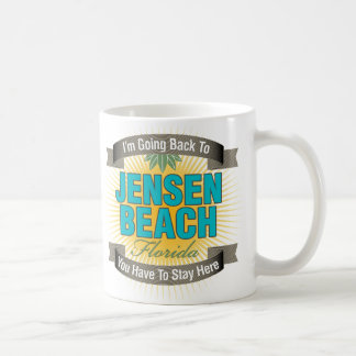 I'm Going Back To (Jensen Beach) Mug