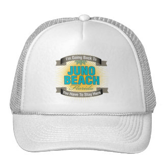 I'm Going Back To (Juno Beach) Hats