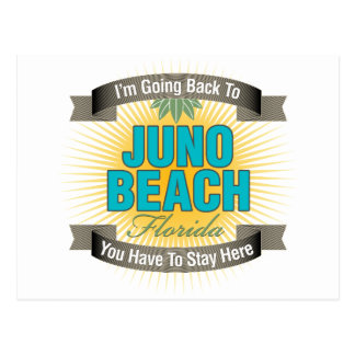 I'm Going Back To (Juno Beach) Post Cards