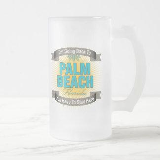 I'm Going Back To (Palm Beach) Coffee Mug