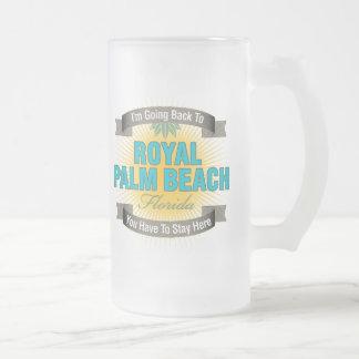 I'm Going Back To (Royal Palm Beach) Coffee Mug