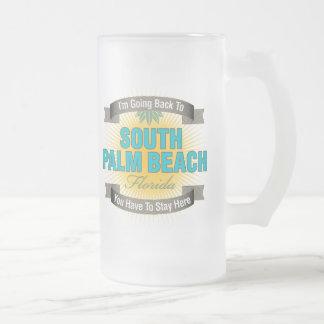 I'm Going Back To (South Palm Beach) Coffee Mugs
