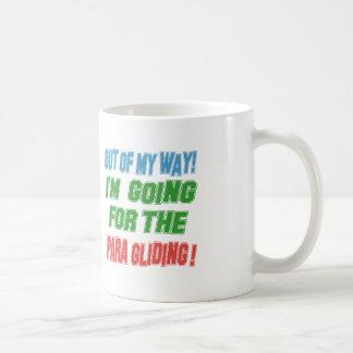 I'm going for the Para Gliding. Coffee Mug