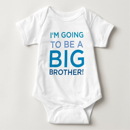 I'm Going to be a Big Brother! Baby