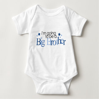 """I'm Going To Be A Big Brother"" Baby Bodysuit"