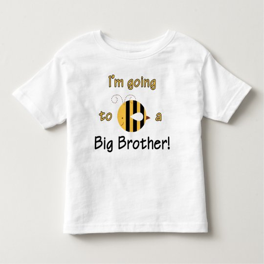 I'm going to be a Big Brother -