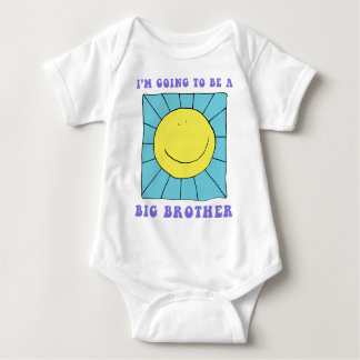 I'm Going To Be A Big Brother Shirt