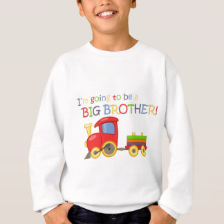 I'm going to be a big brother! sweatshirt