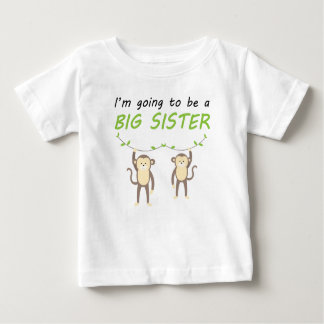 I'm Going To Be A Big Brother T Shirt
