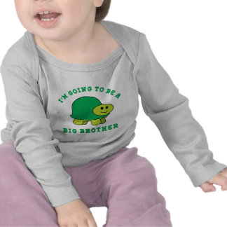 I'm Going To Be A Big Brother T-Shirt Shirt