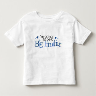 """I'm Going To Be A Big Brother"" T Shirts"