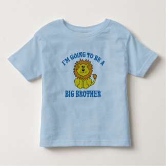 I'm Going To Be A Big Brother Tee Shirt