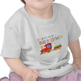 I'm going to be a big brother! t-shirts