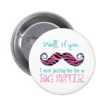 I'm Going to be a Big Sister Badges