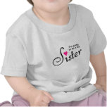 Im Going To Be A Big Sister Tees