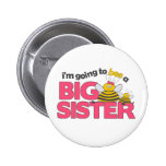 I'm Going to Bee a Big Sister T-shirt Button