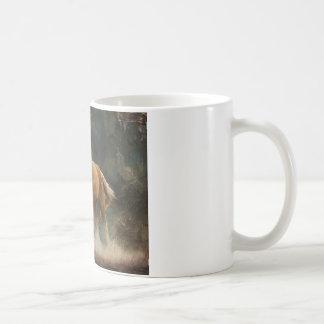 I'm Golden Basic White Mug