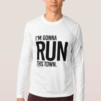 I'm gonna run this town --  .png T-Shirt
