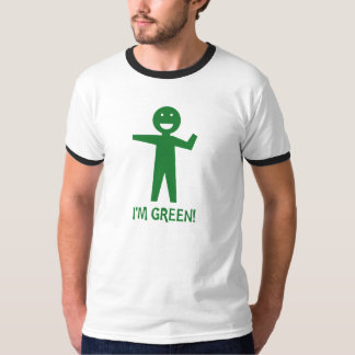 I'm Green Tee Shirt