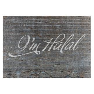 I'm Halal Cutting Board