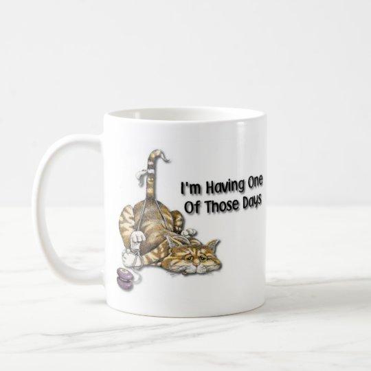I'm Having One Of Those Days Coffee Mug